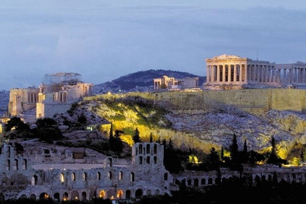 Atenas - Cultura e Praia (7 noites)
