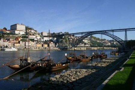 Weekend in Oporto